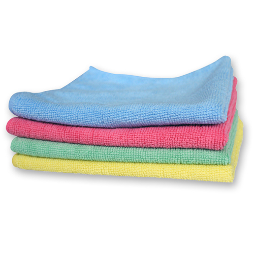general purpose shine microfibre cloths 46